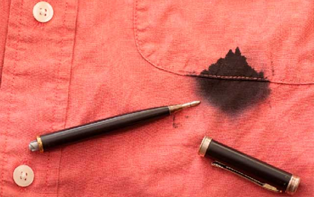 Cómo quitar tinta de la Ropa